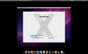 Installing OSX on Ubuntu